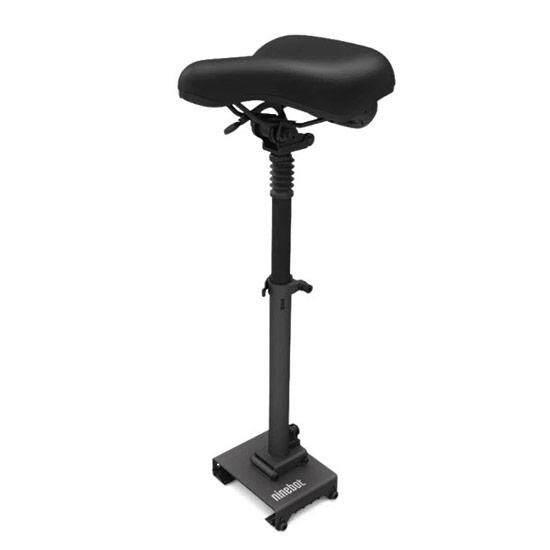 Ninebot by Segway KickScooter Seat - เบาะเสริมสกู๊ตเตอร์ไฟฟ้า Ninebot (ของแท้)