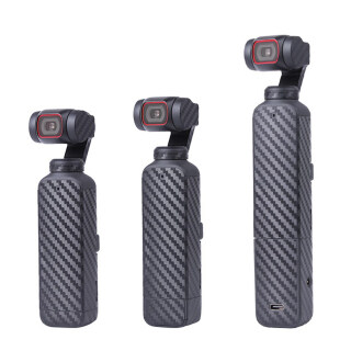 Sticker PVC Protective Cover Compatible with DJI Osmo Pocket 2 Handheld Gimbal Camera Body Anti-Scratch Anti-Slide Waterproof Scratchproof Stickers thumbnail