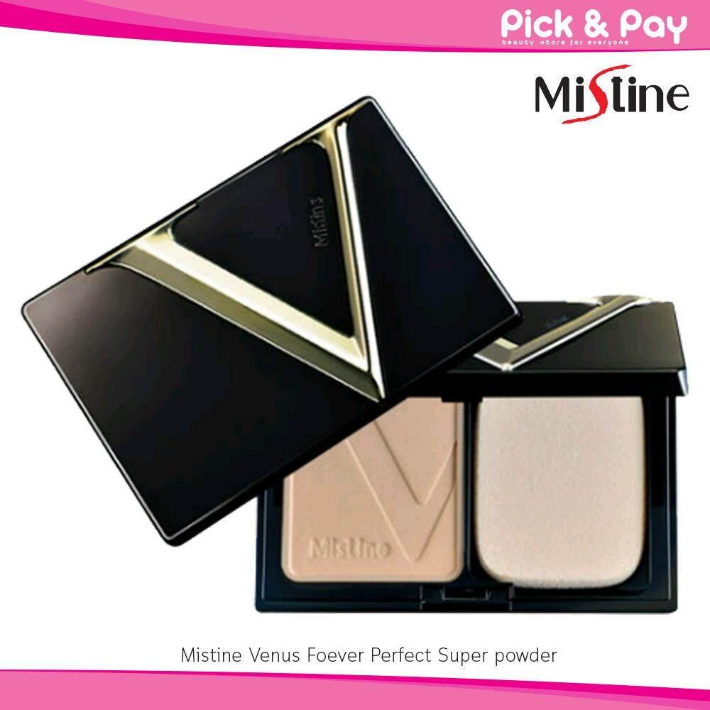 Mistine Venus perfect super powder SPF25++ แป้งตลับมิสทีนวีนัส ฟอร์เอเวอร์ เพอร์เฟค ซุปเปอร์ พาวเดอร์ (pickandpay)