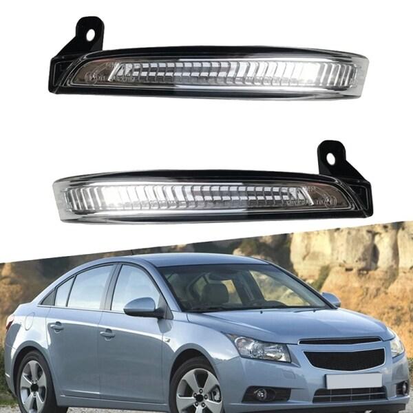 Car LED Rear View Mirror Light Turn Signal Light for Chevrolet Cruze J300 2009 - 2015 94537661 94537660