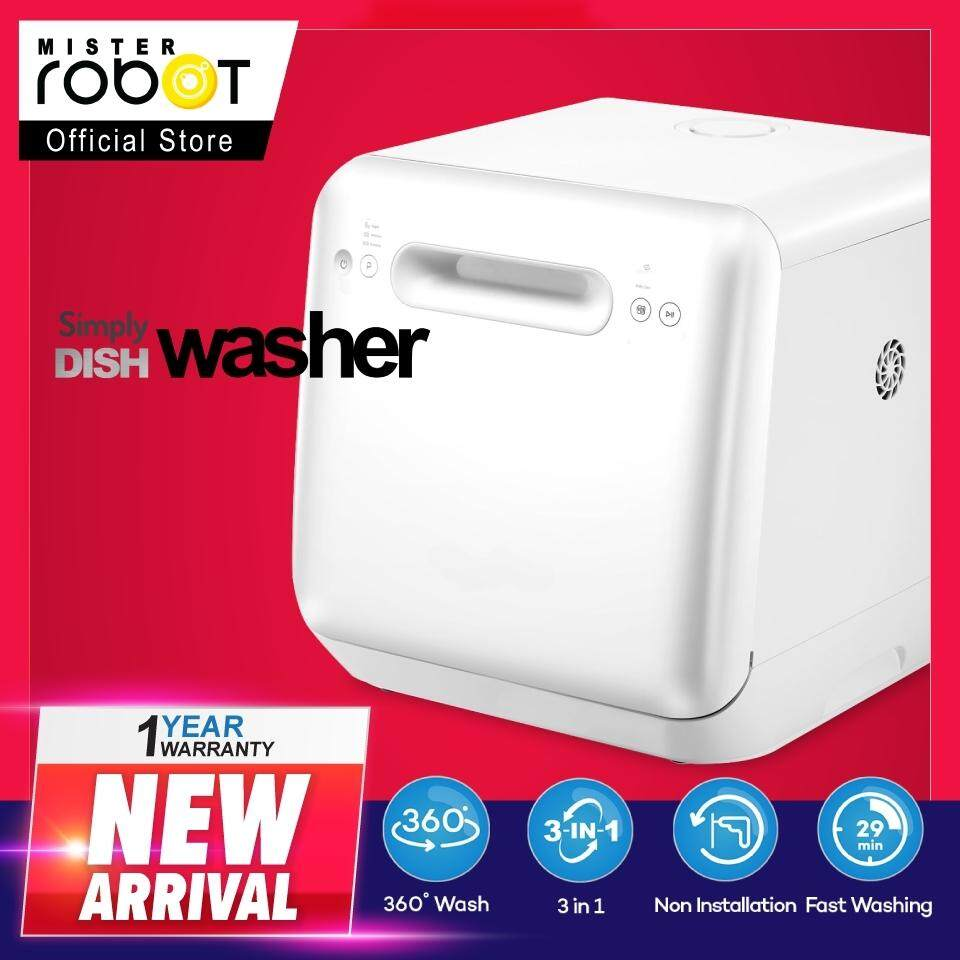 Mister Robot เครื่องล้างจาน Simply Dish Washer By Mister Robot.