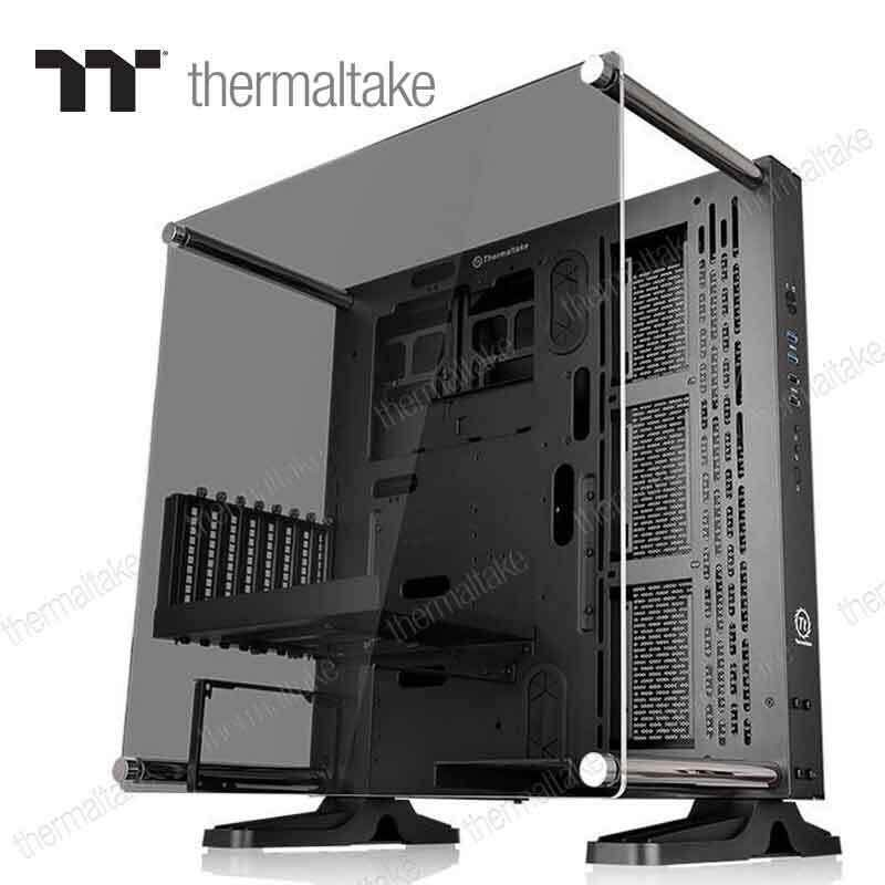 Thermaltake Case Core P3 Tempered Glass [black] By Jura.