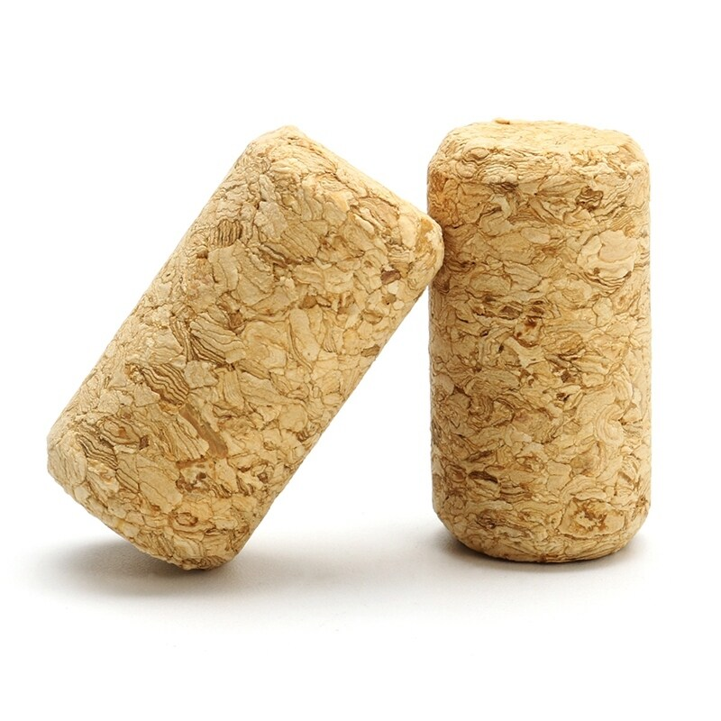 Bảng giá 100Pcs Straight Wood Corks Wine Stopper Wood Bottle Stopper Cone Type Wine Bottle Corks Plug Sealing Cap Beer Bottle Corks Điện máy Pico