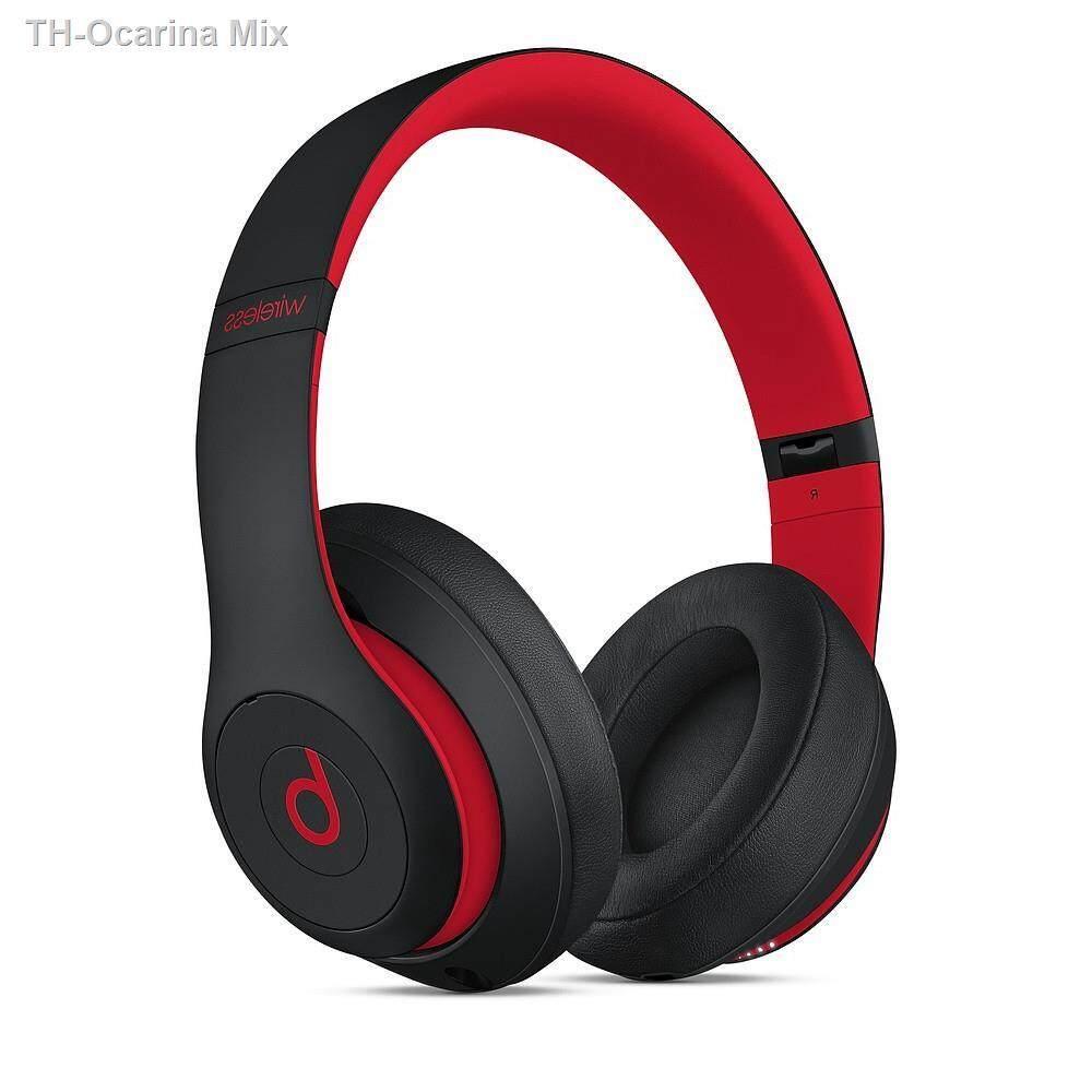 【หูฟัง】 ชุดหูฟังบลูทูธไร้สาย Beats Studio 3