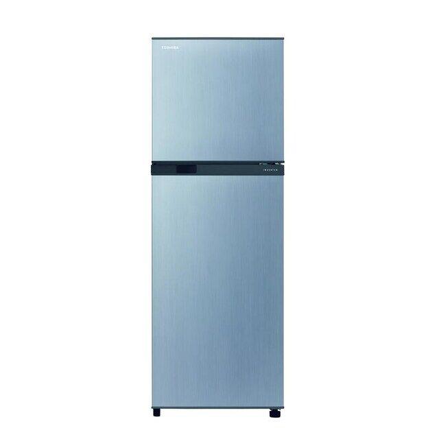 ตู้เย็น 2 ประตู 6.8 คิว เงิน Toshiba Gr-A25ks S.