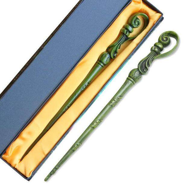 Harry Potter COS Hot Sale New Harry Potter Magic Wand Deathly Hallows Hogwarts Gift magic wand Voldemort Gift Box Packing