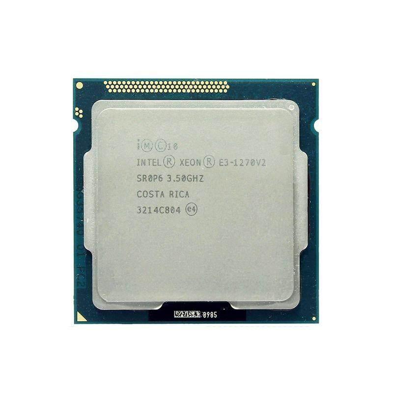 Intel Xeon E3 1270 V2 Processor 3.5GHz LGA1155 8MB Quad Core E3-1270 V2 CPU SR0P6 LLT Store