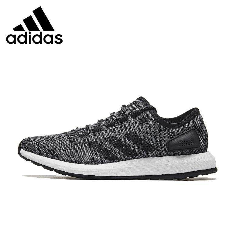 ADIDAS_Pure_Boost_Original Men Running Shoes Breathable Stability Support Sports Sneakers #S80787