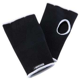 ถุงมือชั้นในนวม นวม ถุงมือด้านในสำหรับชกมวย ถุงมือชกมวย 1 คู่ เหมาะสำหรับป้องกันเหงื่อออกในนวมชกมวยสำหรับกีฬามวยไทย คิกบ็อกซิ่ง คาราเต้สายฟูลคอนแทค หรือมวยฝรั่งเศส-