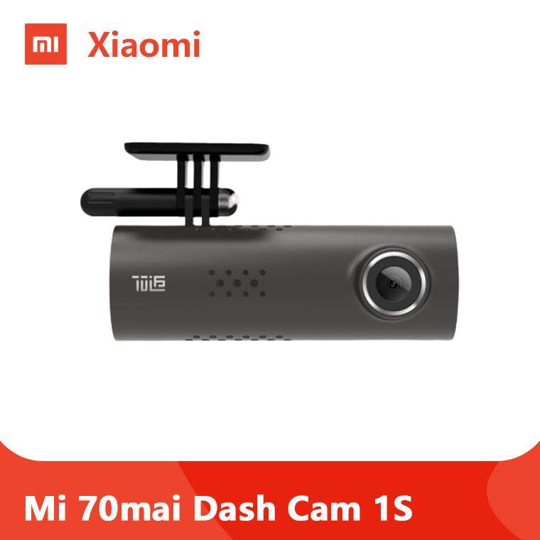 Xiaomi 70mai Dash Cam 1S Camera กล้องติดรถยนต์ พร้อม WIFI สั่งการด้วยเสียง Voice Command มุมมองกล้อง 130° Wide-Angle View