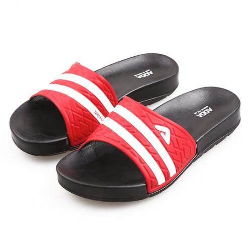 แอ๊ดด้า รองเท้าแตะสตรี รุ่น 32P05-W1 สีแดง ขนาด 7