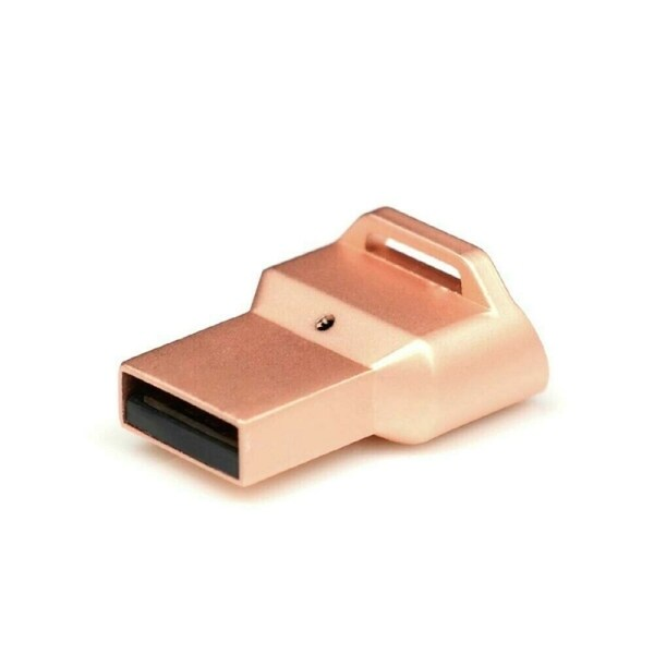 USB Fingerprint Reader Module for Windows 8 / 10 Hello Quick Response Biometric Security Key Press Login