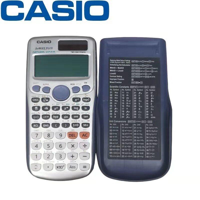 Casio เครื่องคิดเลขวิทยาศาสตร์ รุ่น Fx991es Plus.