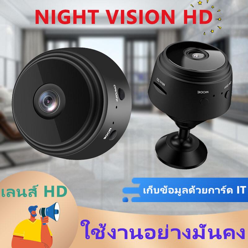 【wifi+1080p】กล้องจิ๋ว Wifi กล้องวงจรปิด Wifi Hd กล้องจิ๋ว กล้องแอ็คชั่น กล้อง แอบถ่าย คืนวิสัยทัศน์ Hd กล้องมินิ กล้องแอบถ่าย กล้องจิ๋วขนาดเล็ก.