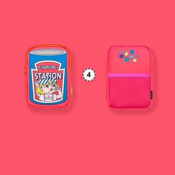 *charging Station* Bentoy!!! กระเป๋าอเนกประสงค์ กระเป๋าใส่โทรศัพท์ กระป๋าใส่มีถือ ใส่สตางค์ ใส่พาวเวอร์แบงค์ ใส่สารพัดของจุกจิก กระเป๋าถือ By Goodsnice.