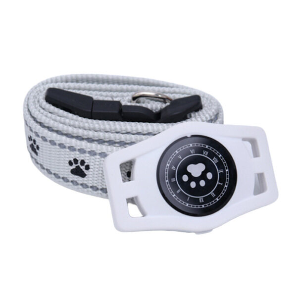 Pet Dog Collar GPS Tracker with Mic for Big Dogs Golden Retriever Cat Real Time Mini GPS Tracking Locator