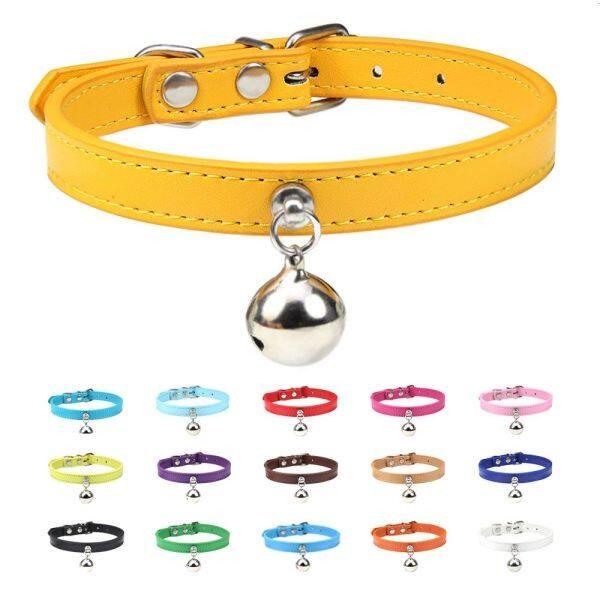 CARNA Da rắn Chihuahua Sự an toàn Với chuông Dây đeo cổ cho chó con Vòng cổ cho chó Danh sách vật nuôi Cat Collar