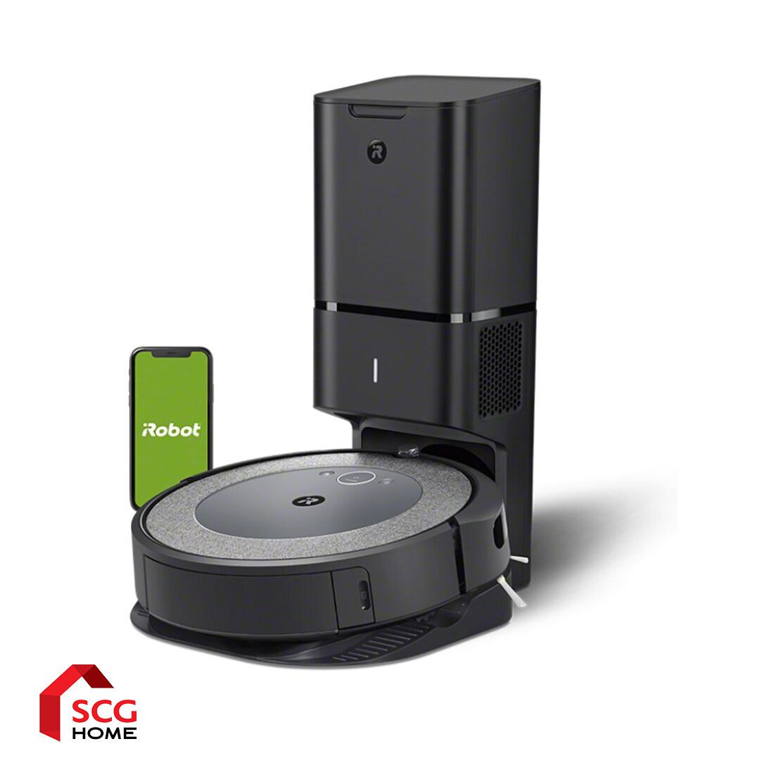 iRobot รุ่น Roomba i3+ Wi-Fi® Connected Robot Vacuum