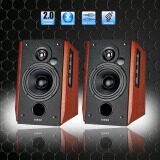 ราคา Edifier R1700Bt Pc Aux Bluetooth Black Brown เป็นต้นฉบับ
