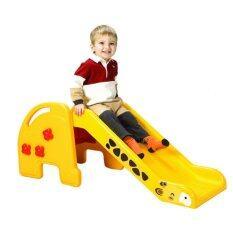 โปรโมชั่น Edu Play สไลเดอร์ยีราฟสำหรับเด็กเล็ก Eduplay Giraffe Slider ใน กรุงเทพมหานคร