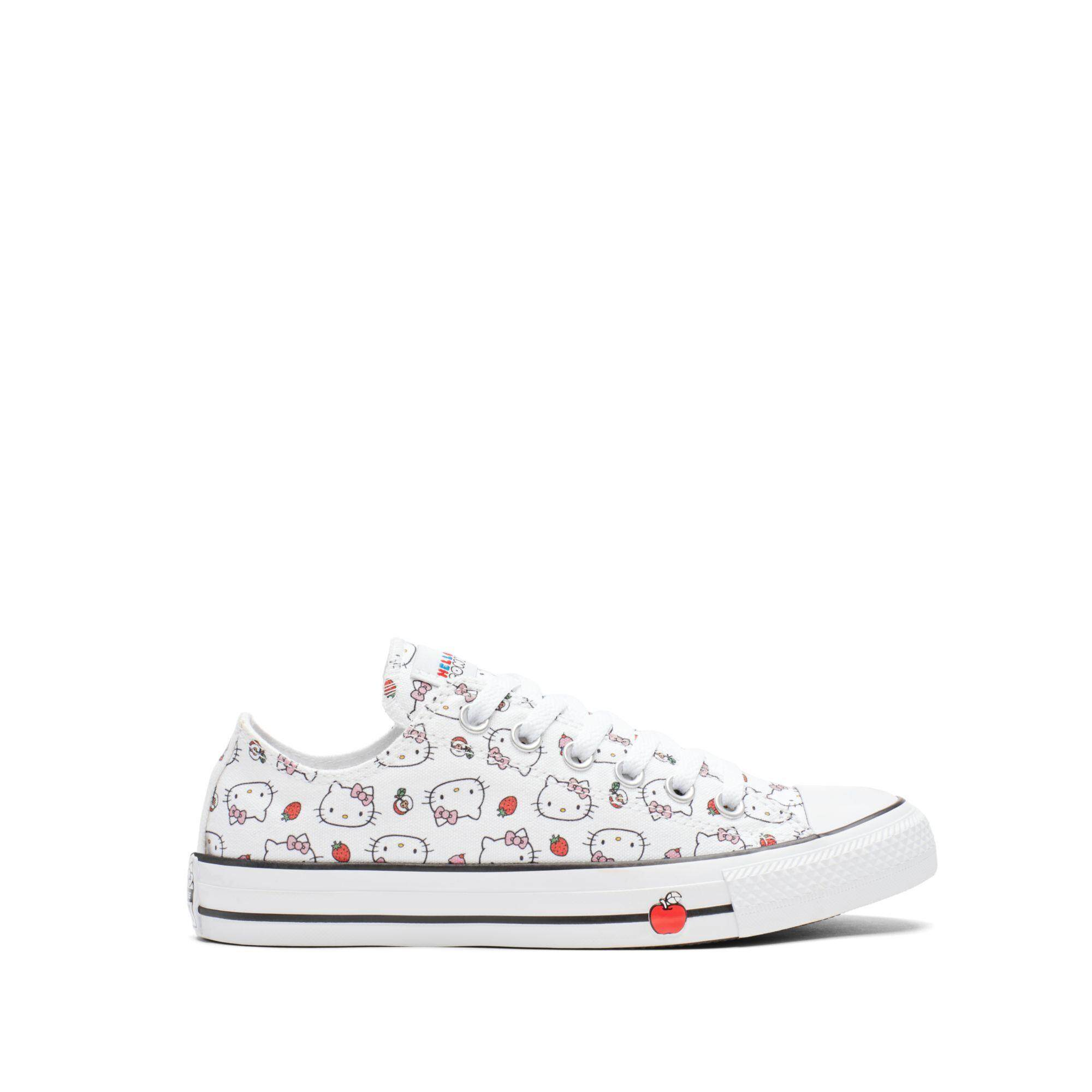 CONVERSE X HELLO KITTY CHUCK TAYLOR ALL STAR OX - 163916C
