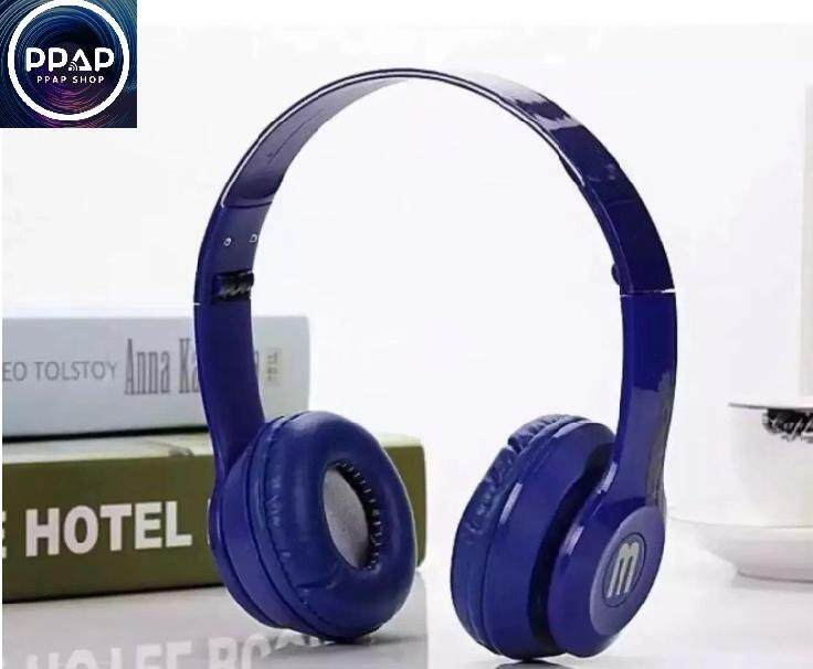 ขาย  PPAP  หูฟังสีสดใส พับได้ มีไมค์ รับสาย/คุยมือถือได้ แบบครอบหู รุ่น J-03 ลดราคา