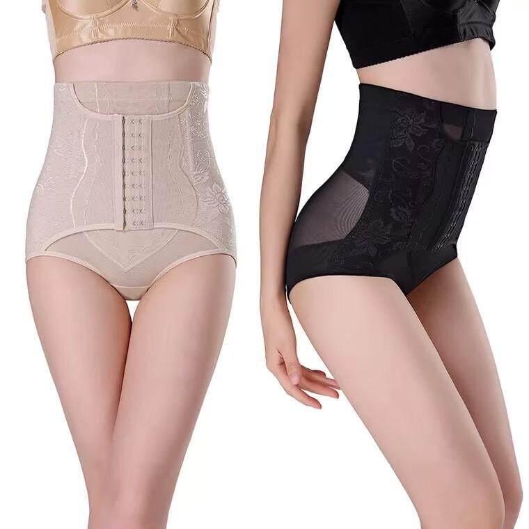 Braforyou (n112) กางเกงสเตย์รัดหน้าท้องแบบตะขอหน้า.