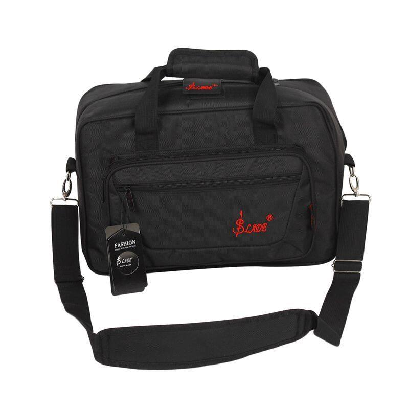 SLADE Oboe Clarinet Soft Carrying Case Gig Bag Padding with Shoulder Strap Malaysia