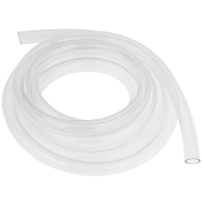 Giá 2M/6.56Ft 9.5x12.7Mm Transparent Pvc Pipe Tube Computer Pc Water Cooling Soft Pipe Cpu Gpu Water Cooling Block Adapter