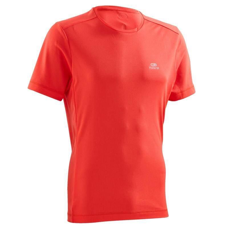 เสื้อยืดใส่วิ่งสำหรับผู้ชายรุ่น Run Dry (สีแดง) By Thirty Oneshop.