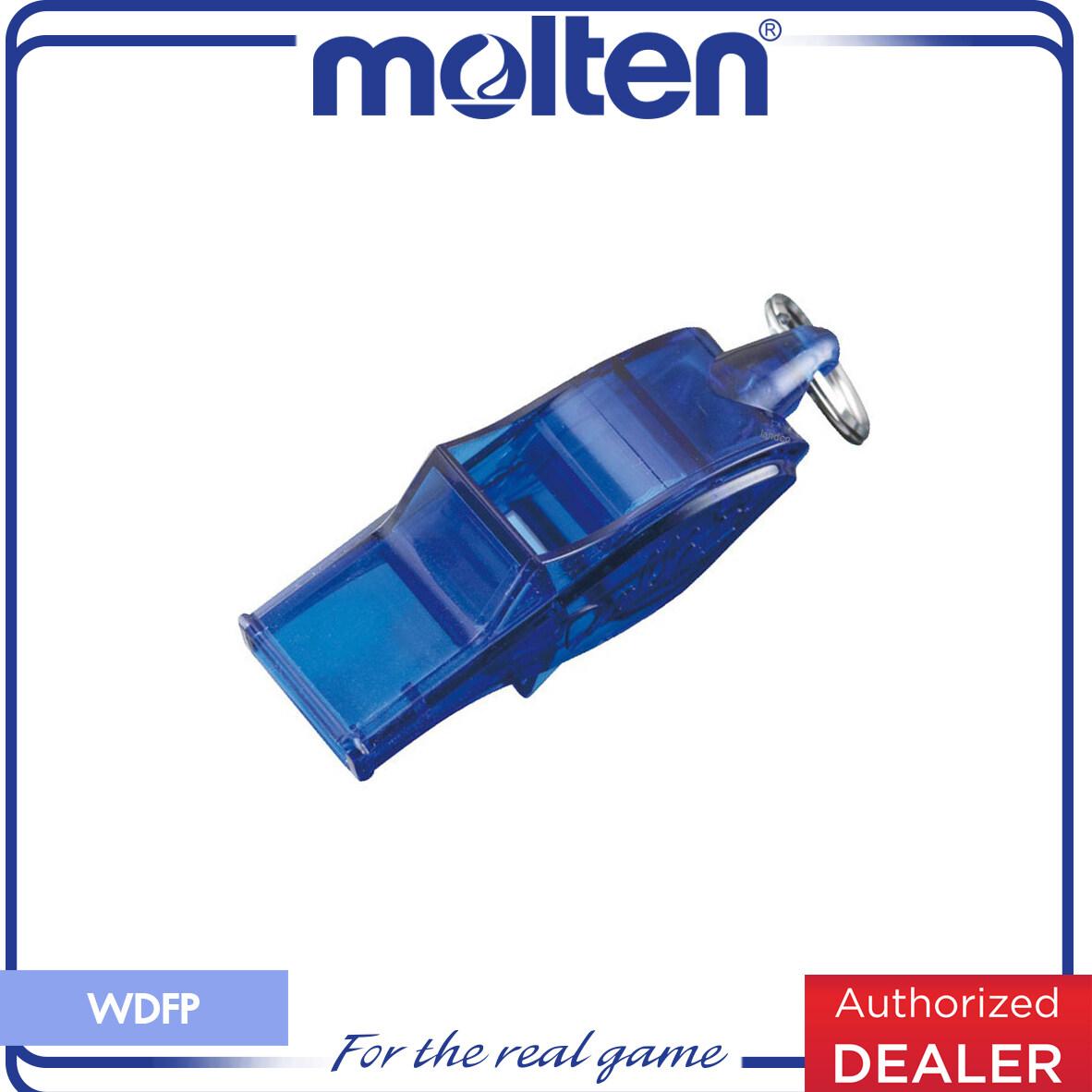 Molten นกหวีด Whistle Molten Dolfin Pro รุ่น Wdfp - สีน้ำเงิน.