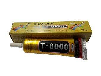 เครื่องมือช่าง กาวติดจอมือถือ Zhanlida T-8000 (50ml)
