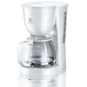 ELECTROLUX เครื่องชงกาแฟ ชงได้สูงสุด 15 ถ้วย รุ่น ECM1303W (สีขาว)-