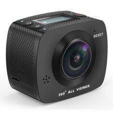 Elephone Elecam 360 Dual Lens Wifi กล้อง 360 องศา (Black)