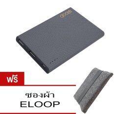 ราคา Eloop แบตเตอรี่สำรอง 11000 Mah รุ่น E12 สีดำ เป็นต้นฉบับ