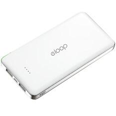 Eloop Power bank รุ่น E-13 13000 mah เเท้ 100% (สีขาว)