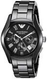 ขาย Emporio Armani Chronograph Black Dial Black Ceramic Men S Watch Ar1400 Emporio Armani ใน กรุงเทพมหานคร