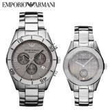 ราคา Emporio Armani Couple Watch Ar1463 Ar1462 Emporio Armani ใหม่