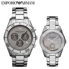 Emporio Armani Couple Watch Ar1463 Ar1462 ใหม่ล่าสุด