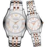 ทบทวน ที่สุด Emporio Armani Couple Watch Armani Ar1824 Ar1825