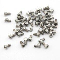 ราคา Emylo M5 8Mm Round Head Hex Socket Screws Stainless Steel Bolts Set Of 50 Pieces Emylo จีน
