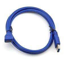 ราคา Emylo Premium Quality Superspeed Usb 3 A Male To Micro B Male Micro B M M Cable 1 5M 3 3Ft Blue ออนไลน์
