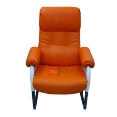 ซื้อ Enzio เก้าอี้เน็ต รุ่น Hero Orange White สีส้ม ขาว ถูก