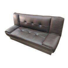 ขาย Enzio โซฟาปรับนอน 2 ที่นั่ง หุ้มหนังอย่างดีใหญ่พิเศษ รุ่น Nature 2 สีน้ำตาล คละแบบ สมุทรปราการ