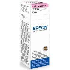 ขาย Epson หมึกขวด L800 รุ่น T673600 Light Magenta ออนไลน์