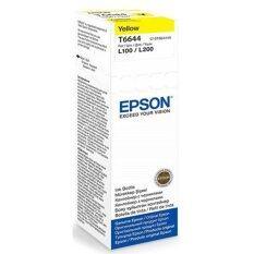 ส่วนลด Epson Ink C13T664400 Y For L100 200 210 110 350 355 350 ไทย