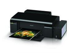 ซื้อ Epson L800 Ink Tank System Printer Black