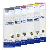 Epson หมึกขวดแท้ L800 L850 L1800 1 ชุด 6 ขวด ถูก