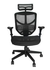 ขาย Ergohuman Thailand เก้าอี้เพื่อสุขภาพ รุ่น Enjoy H Black ใหม่
