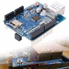 ราคา Ethernet W5100 Network Expansion Board Sd Card Expansion For Arduino Uno Shield Ethernet Shield 1 ชิ้น Arduino เป็นต้นฉบับ